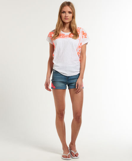 Superdry Superdry Cut Off shorts