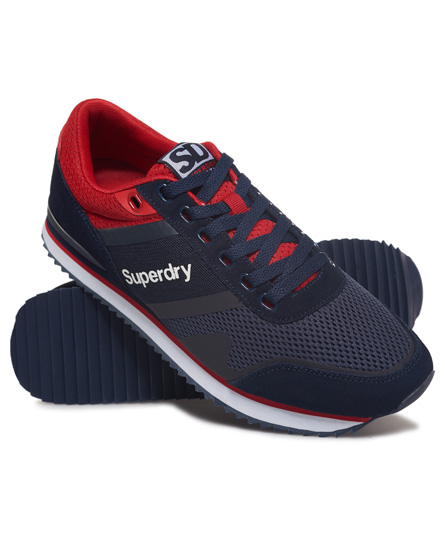 Superdry Fero Runner Trainers
