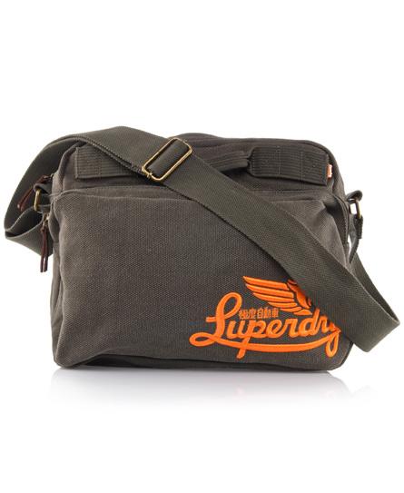Superdry Army Superside Bag Green