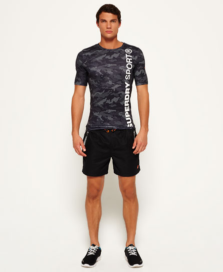 new concept 268ac c1879 Superdry Sports Athletic T-shirt - Men's T Shirts