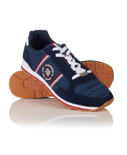 海军蓝 Superdry Fuji跑鞋