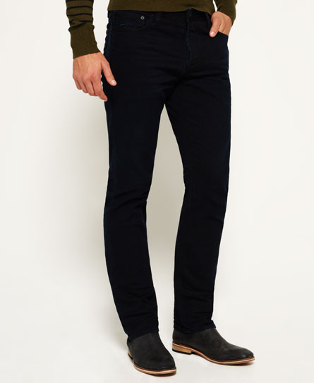 Superdry Jeans Officer Blu Scuro