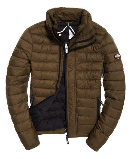 Superdry SD-X Fuji Triple Zip Through Jacket