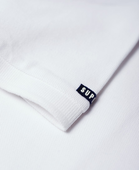 Superdry City Pique Polo Shirt
