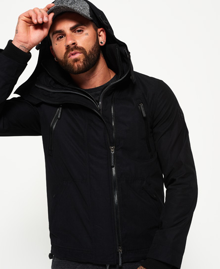 Superdry Microfibre Hooded SD-Wind Attacker Jacket