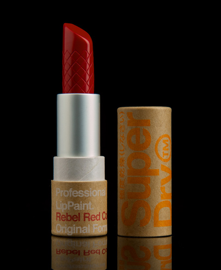 Superdry Lip Paint Red