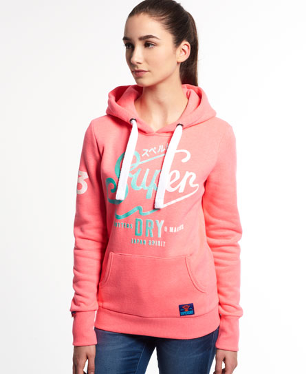 superdry cutters hoodie damen hoodies. Black Bedroom Furniture Sets. Home Design Ideas