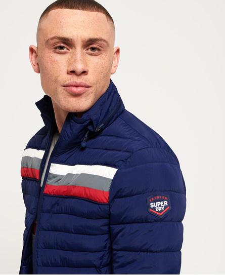 Superdry Colour Stripe Fuji Jacket
