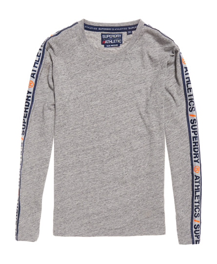 Superdry Superdry Stadium Long Sleeve Top
