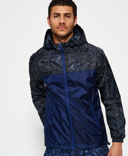 Elite Sports Hooded Cagoule