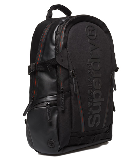 Superdry Buff Tarp Backpack