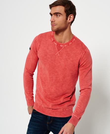 Superdry Garment Dyed L.a. Crew Neck Sweatshirt