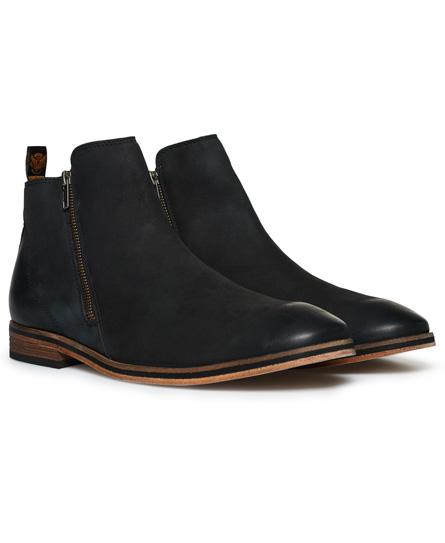 Superdry Trenton Zip Boots