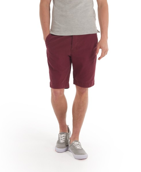 Superdry Commodity Chino Shorts Purple