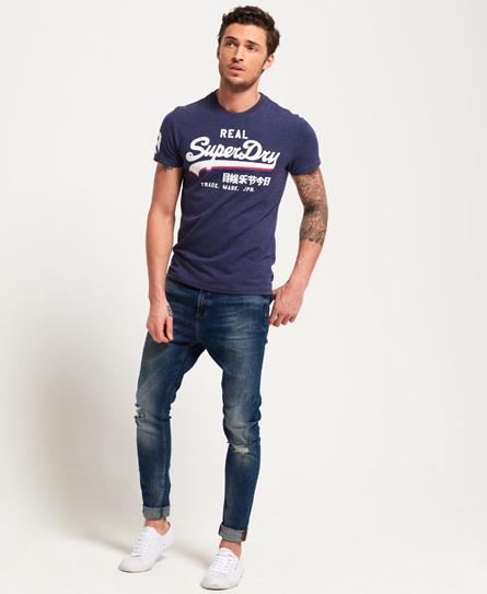 Superdry Vintage Logo Triple Drop T-Shirt