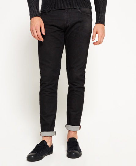boxer black used Superdry Wilson Jogger Jeans