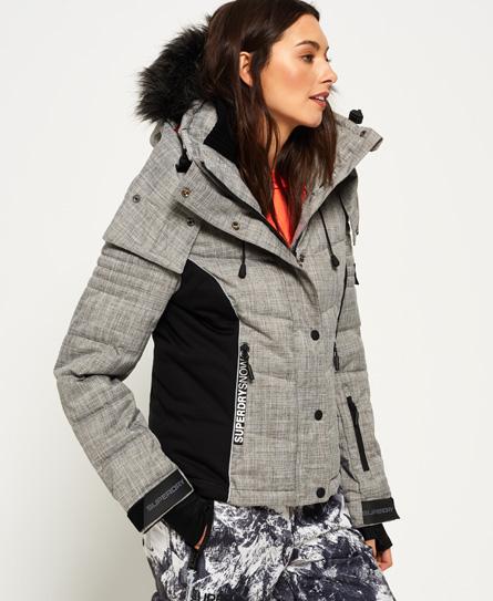 Manteaux de snowboard pour femme