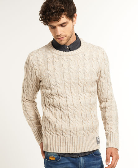 Sweaters Jackets, Coats & Vests Sweatshirts & Sweatpants Jeans & Denim Shop Men's Custom Crewneck Sweater Shop Men's Print Your Own Polo Shirt Cable-Knit Merino Wool Sweater $ Take 30% off Polo Ralph Lauren Aran-Knit Wool Sweater $