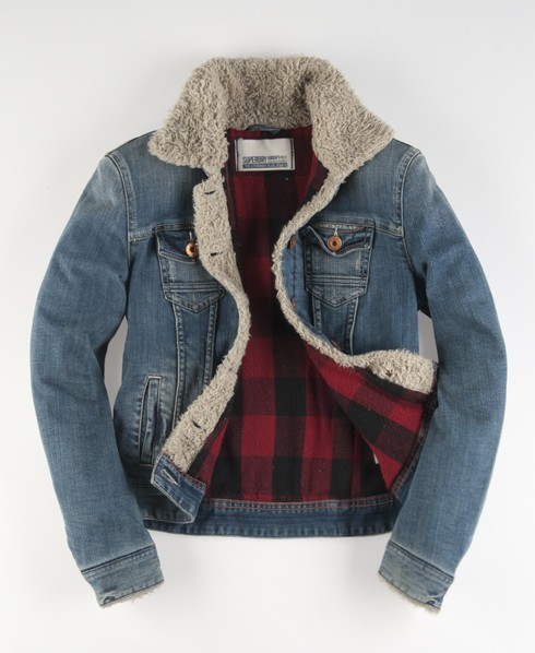 Superdry Woodsman Jacket - Women's Jackets & Coats