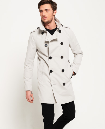Superdry Superdry Premium Rogue Trench Coat