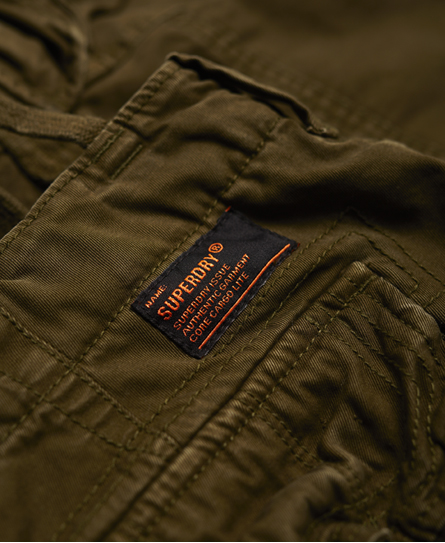 Superdry Pantalones cortos ligeros tipo cargo Core