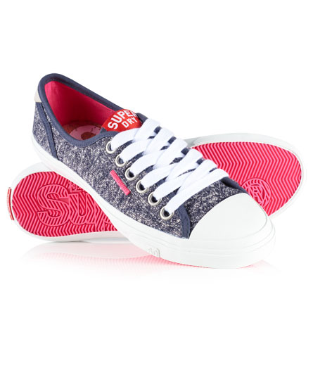 mezcla marino eclipse Superdry Zapatillas Low Pro
