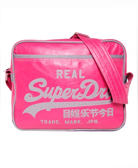 Superdry Alumni Bag Pink