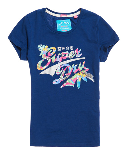 Superdry Stacker Infill T-Shirt