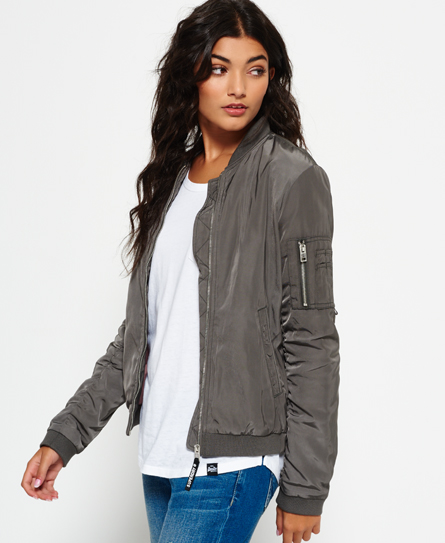 Carrie Bomber Jacket