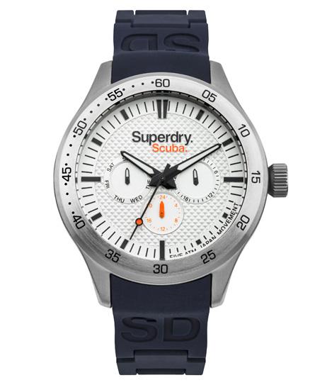 Superdry Scuba Multifunktions-Armbanduhr