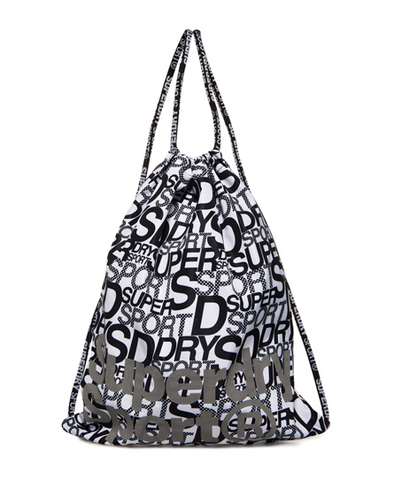 sd print Superdry Drawstring Sport Bag