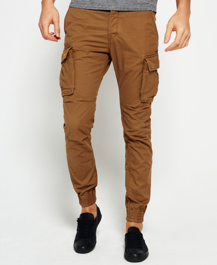 courier beige Superdry Rookie Grip Cargo Pants