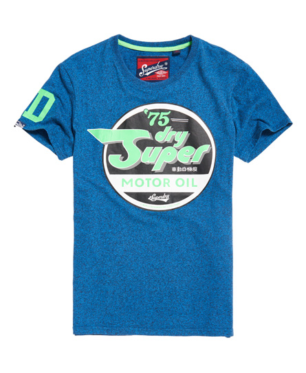 Superdry Superdry Reworked Classics T-shirt