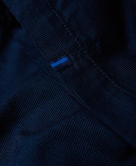 Superdry Pantalón corto en tejido dobby Refined Dry