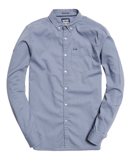 Ultimate Bedford buttondown overhemd