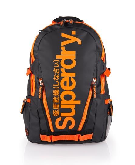 superdry tarp pop zip rucksack herren taschen. Black Bedroom Furniture Sets. Home Design Ideas