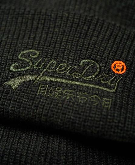 Superdry Orange Label Basic Beanie