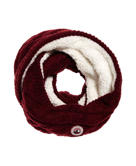 Clarrie snood