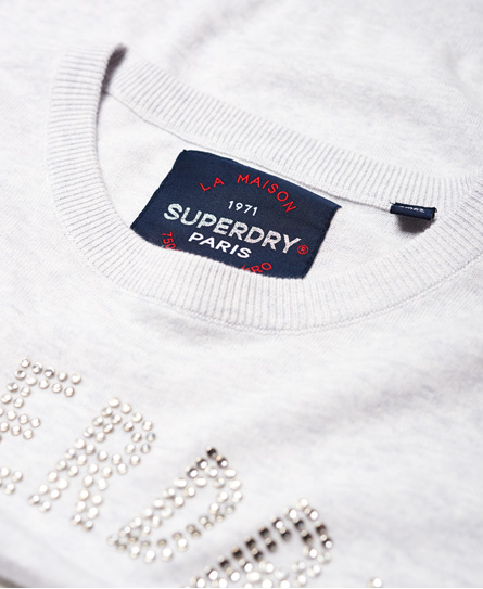 Superdry Gemstone Knit Jumper