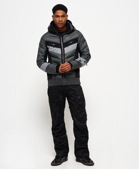 Superdry Scuba Slopestyle Hooded Jacket