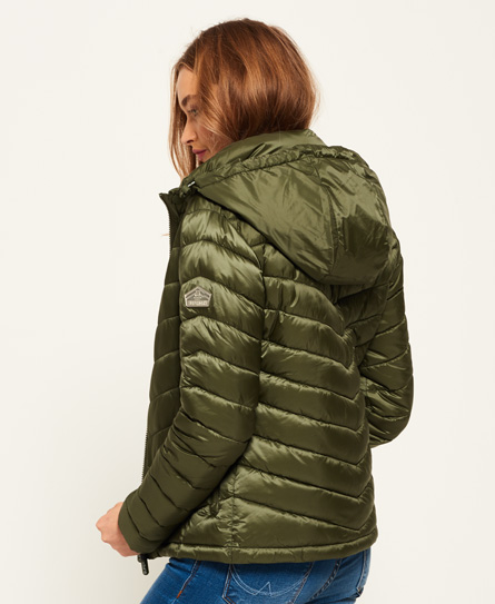 Superdry Fuji Chevron Hood Jacket