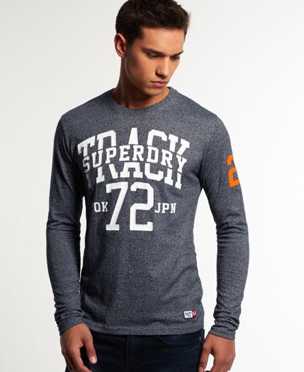 Superdry Superdry Trackster T-shirt med lange ærmer