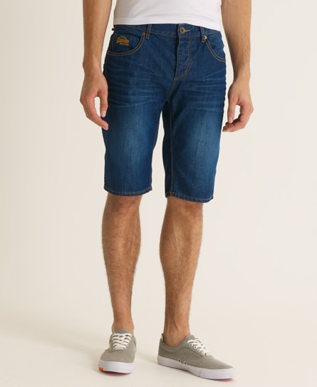 Superdry Officer Slim Shorts - Men's Shorts