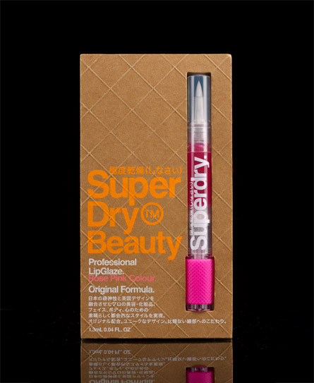 Superdry Lip Glaze Pink
