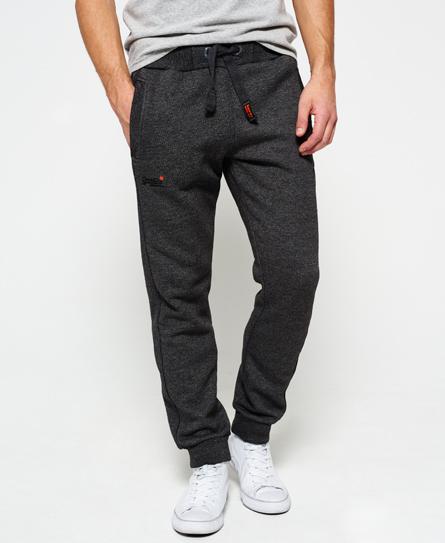 Superdry Pantalones de jogging Orange Label Moody Gris