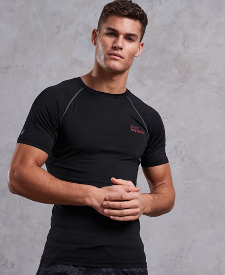Superdry Athletic Panel T-Shirt