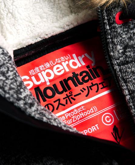 Superdry Storm Fuji Zip Hoodie