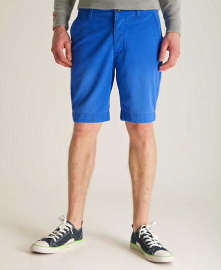 Superdry Commodity Chino Short Blue