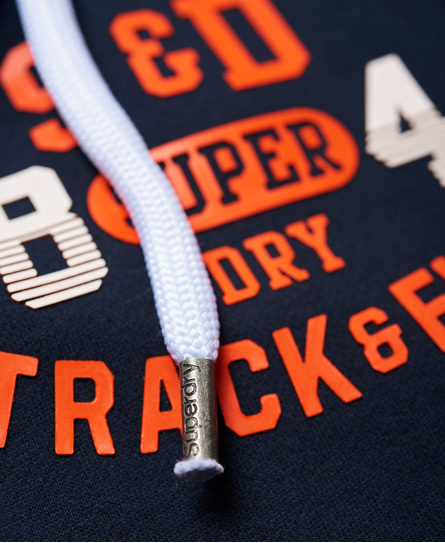 Superdry Trackster Zip Hoodie