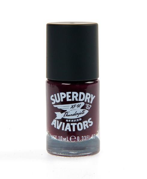 Superdry Nail Paint Purple